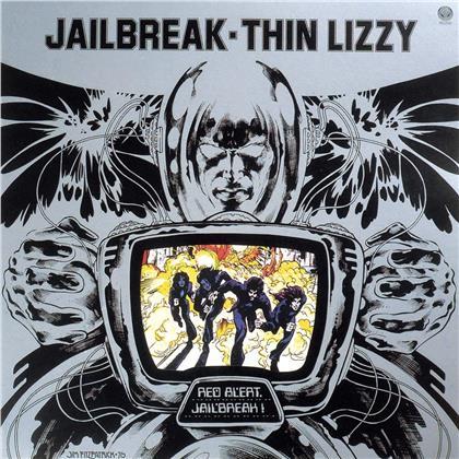 Thin Lizzy - Jailbreak (Universal UK, 2020 Reissue, LP + Digital Copy)