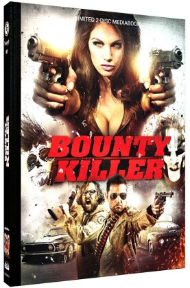 Bounty Killer (2013) (Cover A, Limited Edition, Mediabook, Blu-ray + DVD)