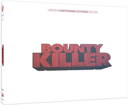 Bounty Killer (2013) (Cover Q, Limited Edition, Mediabook, Blu-ray + DVD)