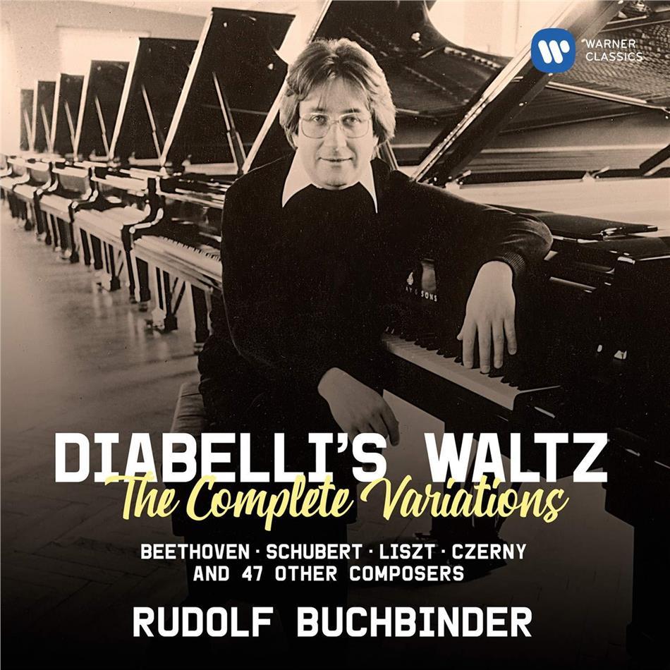 Rudolf Buchbinder - Diabelli's Waltz - The Complete Variations (2 CDs)