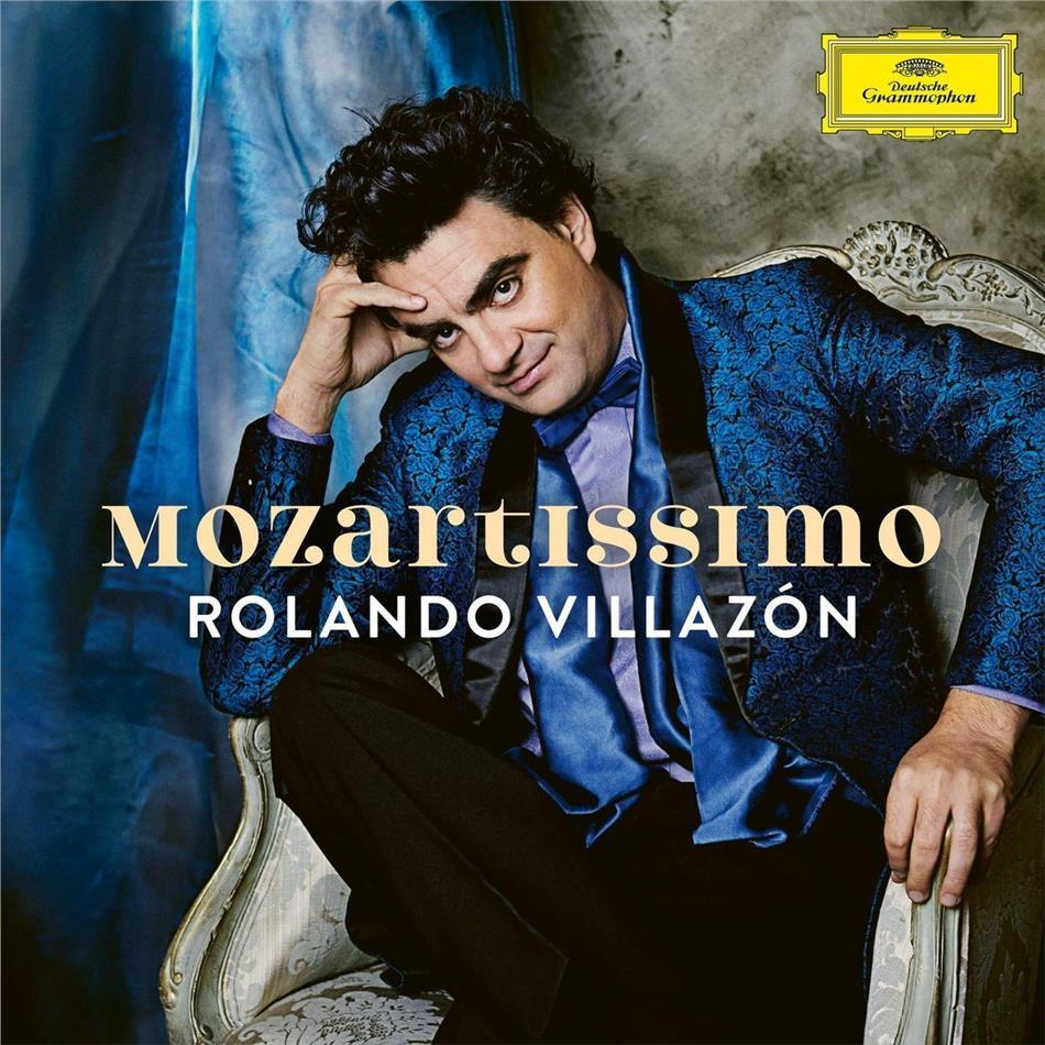 Rolando Villazón & Wolfgang Amadeus Mozart (1756-1791) - Mozzartissimo