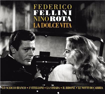 Nino Rota (1911-1979) - Fellinis La Dolce Vita - OST (2020 Reissue, Le Chant Du Monde, 2 CDs)