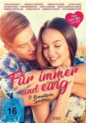 Für immer und ewig - 9 Romantische Spielfilme (3 DVDs)