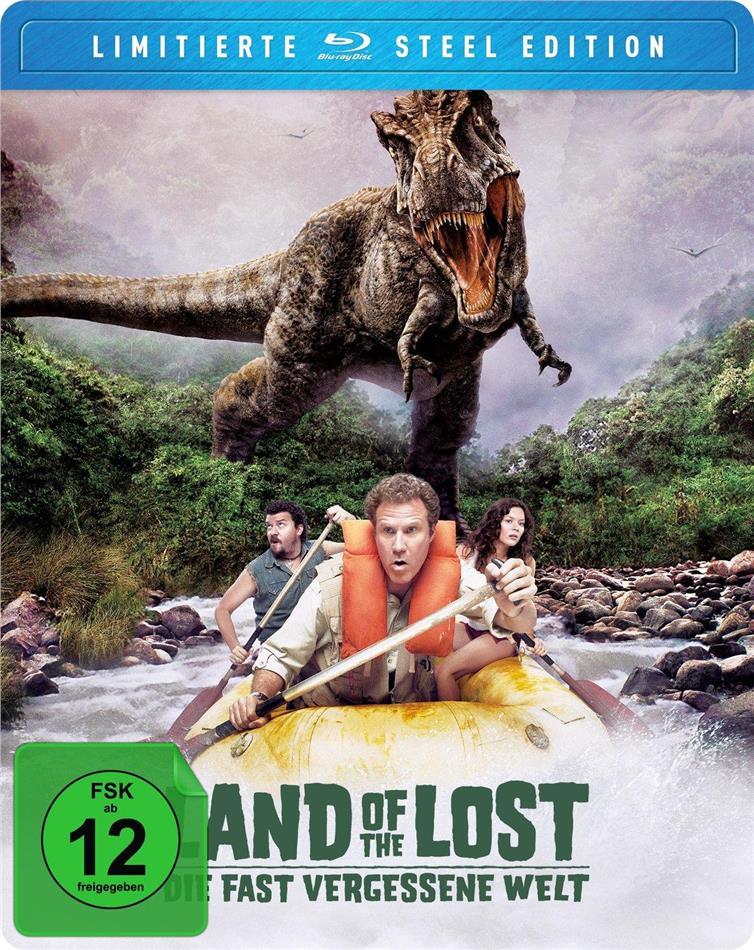 Land of the Lost - Die fast vergessene Welt (2009) (Steel Edition, FuturePak, Edizione Limitata)