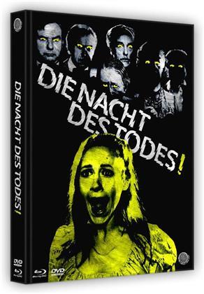 Die Nacht des Todes (1980) (Limited Edition, Mediabook, Blu-ray + DVD)