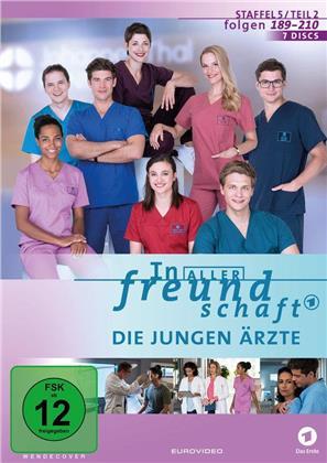 In aller Freundschaft - Die jungen Ärzte - Staffel 5.2 (7 DVDs)
