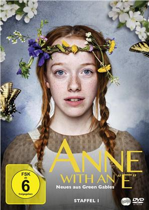 "Anne with an ""E"" - Staffel 1 (4 DVDs)"
