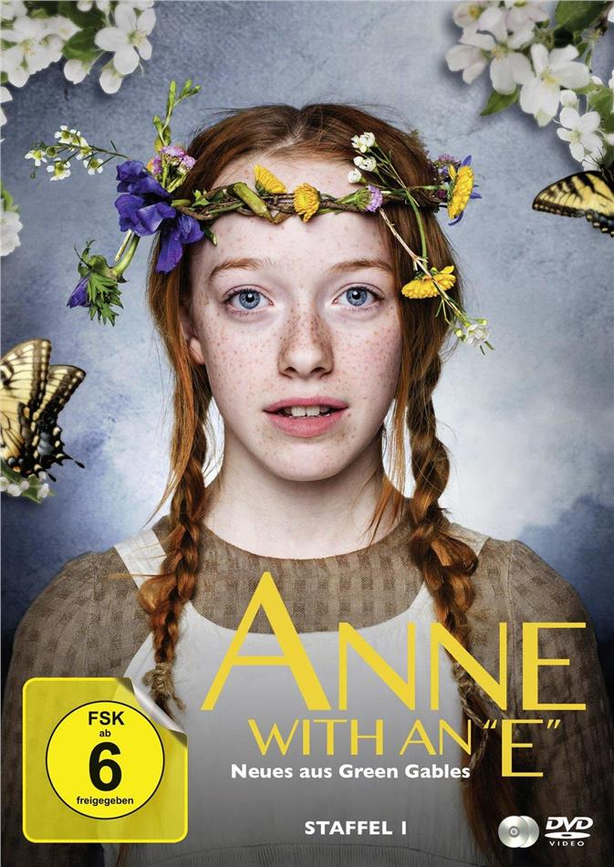 "Anne with an ""E"" - Neues aus Green Gables - Staffel 1 (2 DVDs)"