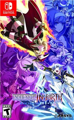 Under Night In-Birth Exe:Late(Cl-R) (Édition Collector)
