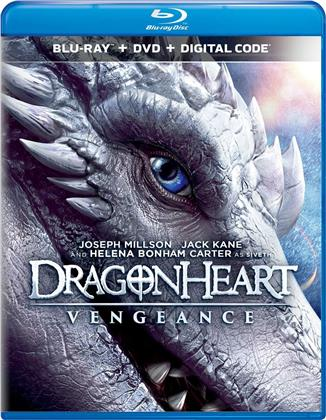 Dragonheart 5 - Vengeance (2020) (Blu-ray + DVD)