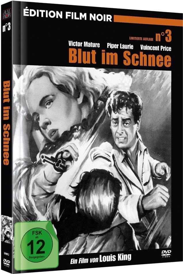 Blut im Schnee (1954) (Édition Film Noir, Edizione Limitata, Mediabook)