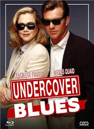 Undercover Blues (1993) (Cover D, Limited Collector's Edition, Mediabook, Blu-ray + DVD)