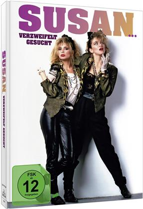 Susan... verzweifelt gesucht (1985) (Limited Edition, Mediabook, Blu-ray + DVD)