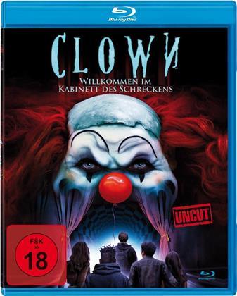 Clown - Willkommen im Kabinett des Schreckens (2019) (Uncut)