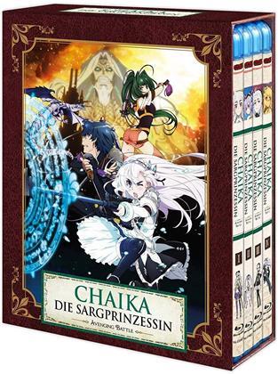 Chaika - Die Sargprinzessin - Staffel 2 - Gesamtausgabe (4 Blu-rays)