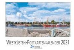 Westküsten-Postkartenkalender 2021
