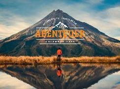 Abenteuer 2021 - Wandkalender