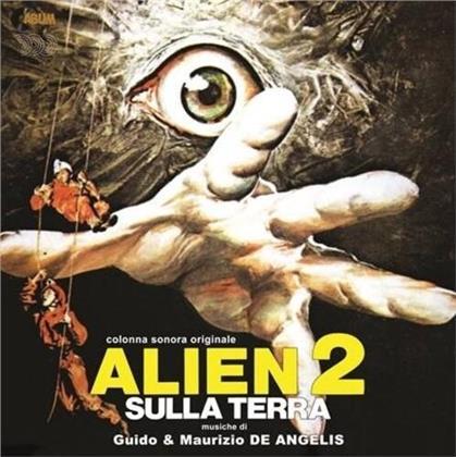 Guido De Angelis & Maurizio De Angelis - Alien 2 Sulla Terra (LP)