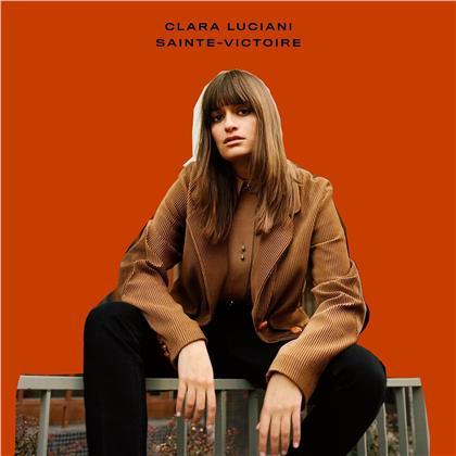 Clara Luciani - Sainte Victoire (Golden Pouch, 2019 Reissue, LP)