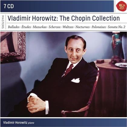 Vladimir Horowitz & Frédéric Chopin (1810-1849) - Vladimir Horowitz: The Chopin Collection (7 CDs)