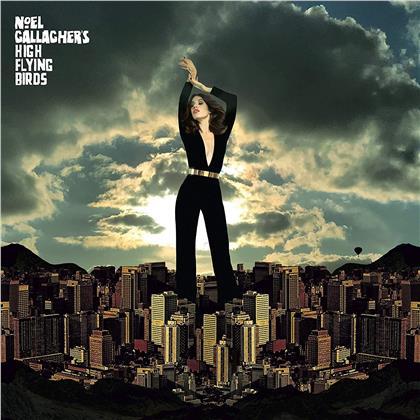 Noel Gallagher (Oasis) & High Flying Birds - Blue Moon Rising (LP)