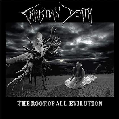 Christian Death - Root Of All Evilution (2020 Reissue, Season Of Mist, Purple Vinyl, LP)