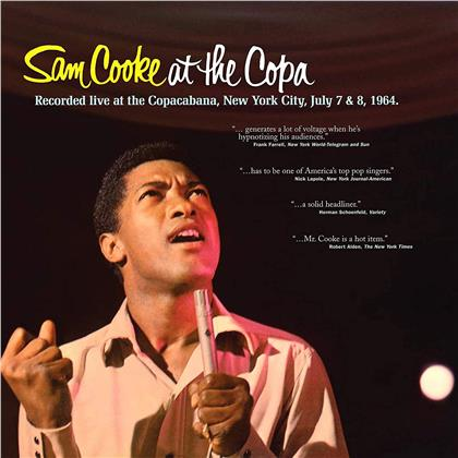 Sam Cooke - At The Copa (2020 Reissue, LP)
