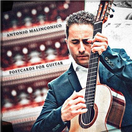 Antonio Malinconico - Postcards For Guitar