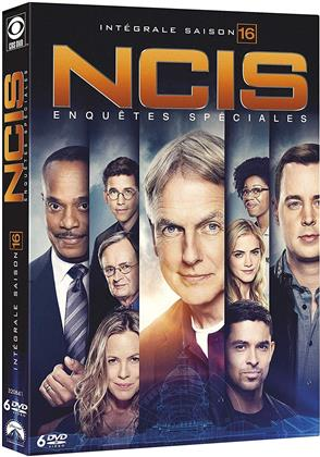 NCIS - Saison 16 (6 DVD)