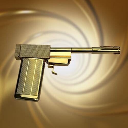 James Bond - Golden Gun Limited Ed. Prop Replica