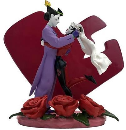 Dc Comics Joker & Harley Quinn Statue