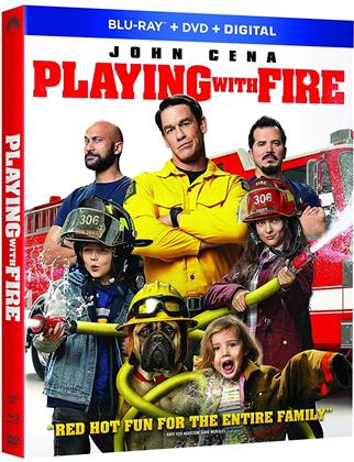 Playing With Fire (2019) (Blu-ray + DVD)