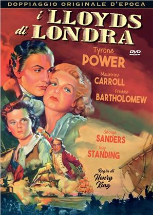 I lloyds di Londra (1936) (Doppiaggio Originale D'epoca, n/b)