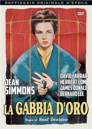 La gabbia d'oro (1950) (Doppiaggio Originale D'epoca, n/b)