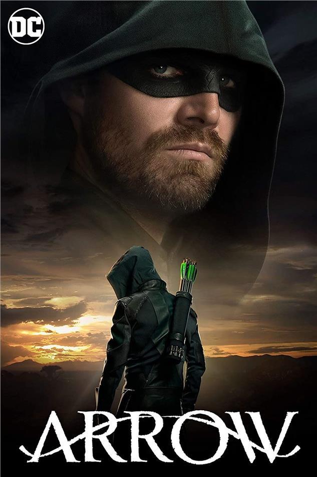 Arrow - Season 8 - The Final Season (3 DVDs)