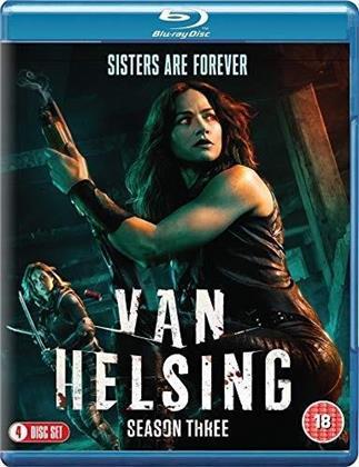 Van Helsing - Season 3 (2 Blu-rays)