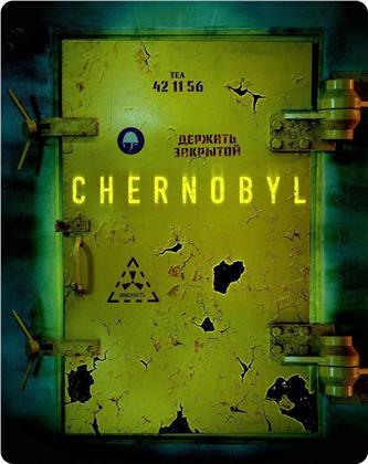Chernobyl (2019) (Steelbook, 2 Blu-ray)