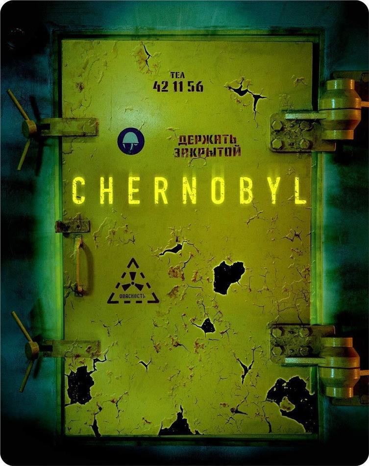 Chernobyl (2019) (Steelbook, 2 Blu-rays)