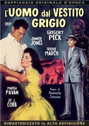 L'uomo dal vestito grigio (1956) (Doppiaggio Originale D'epoca, HD-Remastered, Riedizione)