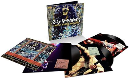 Rory Gallagher - Check Shirt Wizard - Live In '77 (3 LPs)