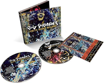 Rory Gallagher - Check Shirt Wizard - Live In '77 (2 CDs)