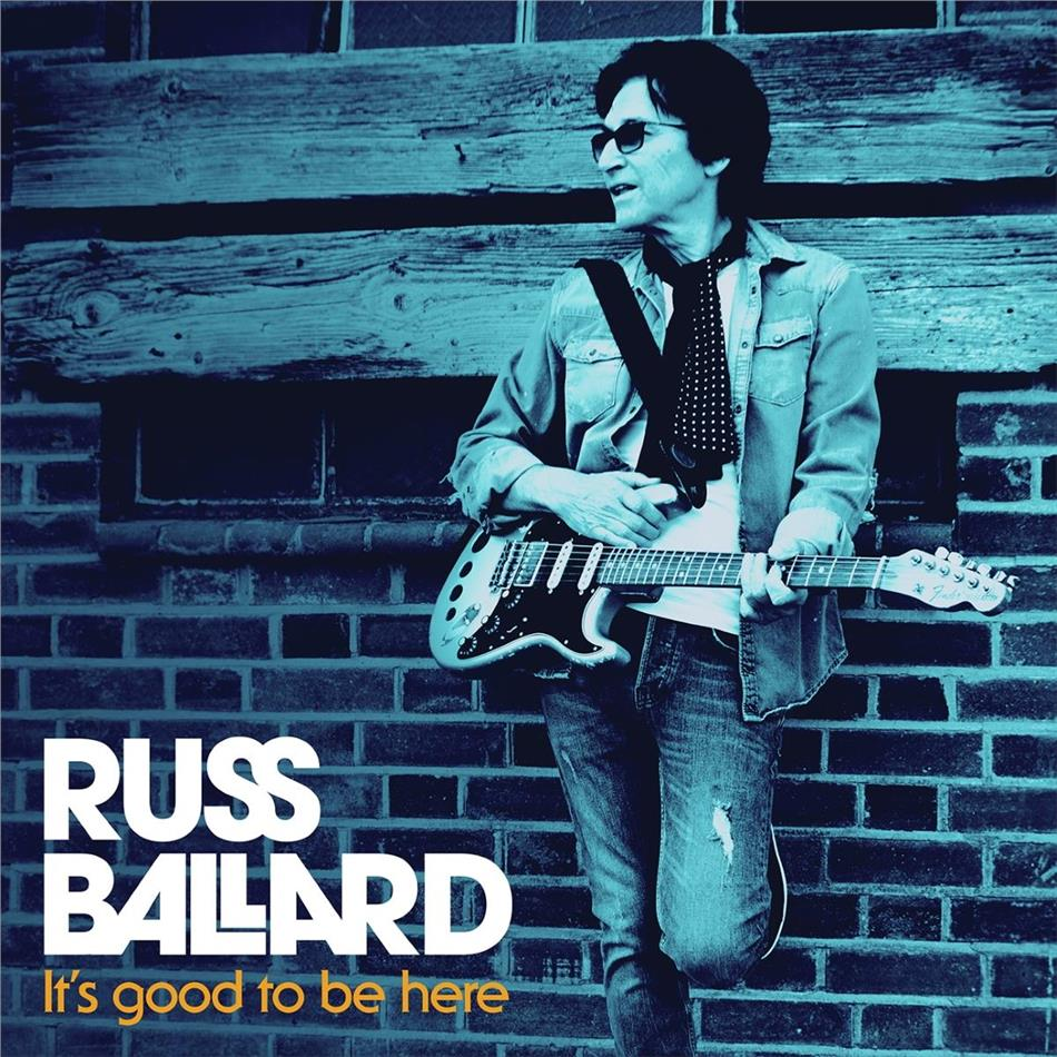 Russ Ballard - It's Good To Be Here (LP)