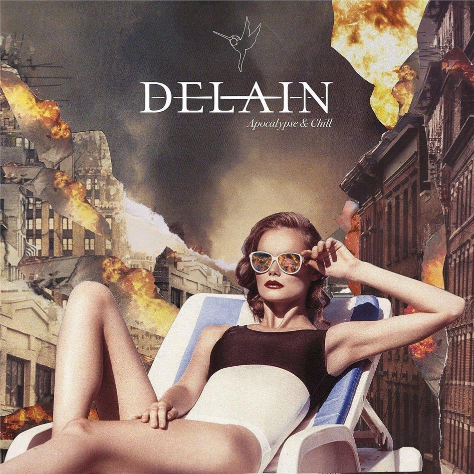 Delain - Apocalypse & Chill (Digipack)