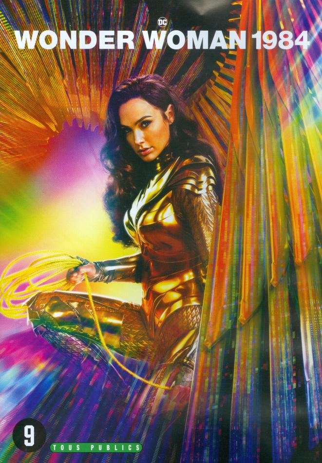 Wonder Woman 1984 - Wonder Woman 2 (2020)