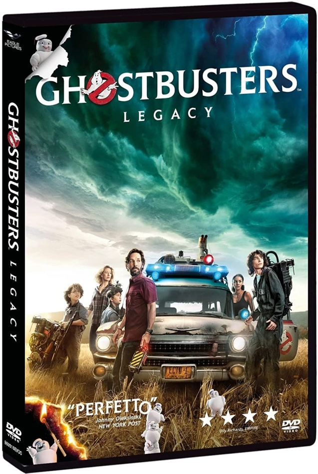 Ghostbusters: Afterlife (2020)