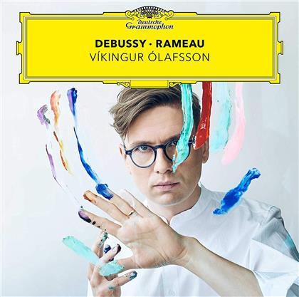 Vikingur Olafsson, Claude Debussy (1862-1918) & Jean-Philippe Rameau (1683-1764) - Debussy - Rameau (2 LPs)