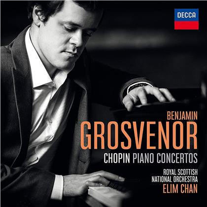Frédéric Chopin (1810-1849), Benjamin Grosvenor, The Royal Scottish National Orchestra & Elim Chan - Piano Concertos