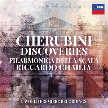 Luigi Cherubini (1760-1842), Riccardo Chailly & Orchestra Filarmonica Della Scala - Cherubini Discoveries