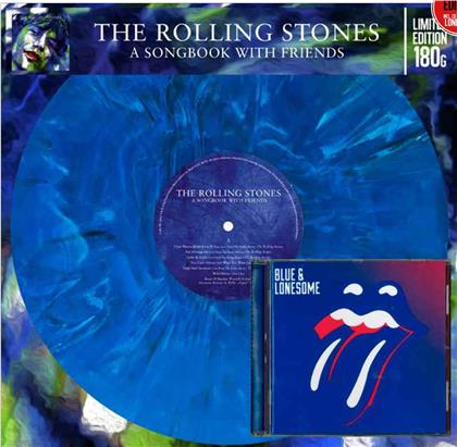 The Rolling Stones - A Songbook With Friends - + CD Blue & Lonesome (LP + CD)
