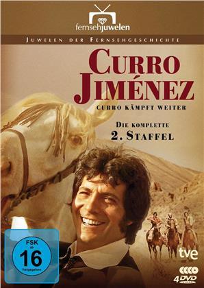 Curro Jiménez: Curro kämpft weiter - Staffel 2 (Fernsehjuwelen, 4 DVDs)